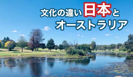 日本とオーストラリア文化の違い【知らないと恥ずかしい】