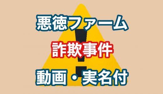 【注意】ガトンの悪徳ファーム詐欺事件【動画・実名付】